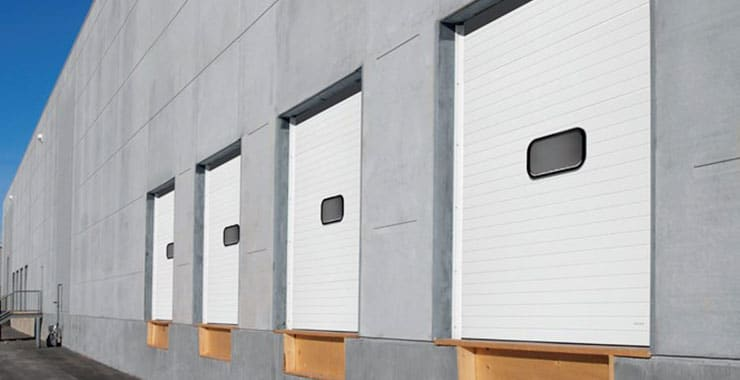Reno Commercial Rolling Sectional Doors